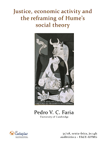Justice, economic activity and the reframing of Hume's social theory